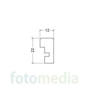 Bilderrahmen Holz Schwarz Din A4 21x29 7 Cm